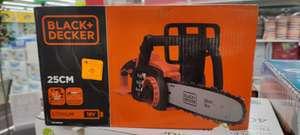Tronçonneuse black et decker gkc1825l20 - Auchan Chambray les Tours (37)