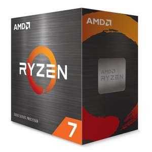 Processeur AMD Ryzen 7 5800X - AM4, 4.70 GHz, 8 cœurs (Frontaliers Suisse)