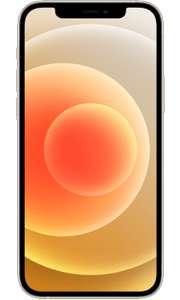 "Smartphone 6.1"" Apple iPhone 12 - full HD+, A14, 4 Go de RAM, 128 Go, Blanc"