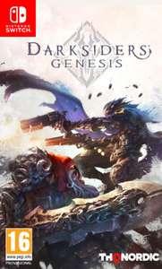 Selection de jeux-vidéo en Promotion - Ex : Darksiders Genesis sur PS4, Xbox One, Switch & PC