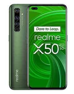 """Smartphone 6.44"""" Realme X50 Pro 5G - 8 Go de Ram, 256 Go"""