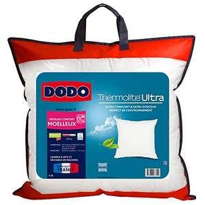 Oreiller Dodo Maxiconfort Thermolite Ultra - Moelleux, 50 x 70 cm