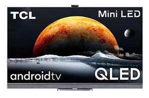 """TV 55"""" TCL 55C825 - MiniLed, 4K UHD, QLED (via ODR de 100€)"""