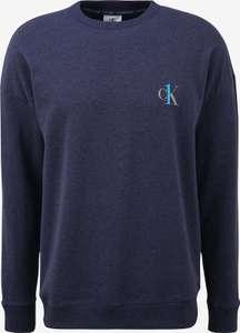 Sweat-shirt Calvin Klein Underwear - Bleu marine, Tailles S et M