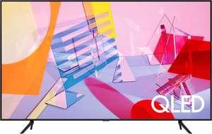 "TV 50"" Samsung QE50Q60T - 4K UHD, QLED, Smart TV (Frontaliers Suisse)"