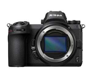 Appareil photo Hybride Nikon Z6 (rhinocamera.fr)