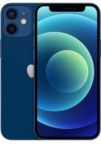 "Smartphone 5.4"" Apple iPhone 12 Mini - 64 Go (Bleu)"
