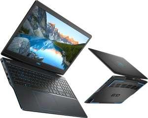 "PC Portable 15.6"" Gaming Dell G3 15-3500 - i5-10300H, 8 Go RAM, 256 Go SSD, Windows 10, Noir éclipse"