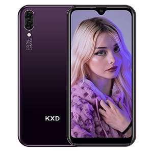 """Smartphone 5.71"""" KXD A1 - Double SIM, 3G, 1 Go RAM, 16 Go, Violet ou Vert (Vendeur tiers)"""
