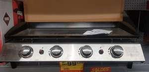 Plancha gaz Bahia 4 feux - Foire fouille Herblay (15)