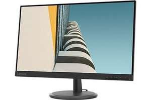 "Ecran PC 23,8"" Lenovo D24-20 - Full HD, Dalle VA, 4 ms, 75 Hz, FreeSync"