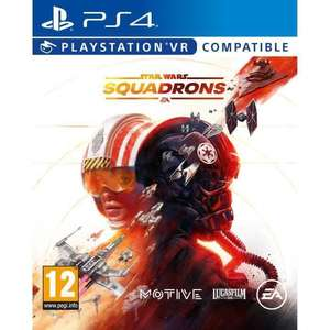 Star Wars Squadrons sur PS4 & Xbox One