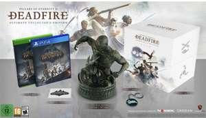 Pillars of Eternity II: Deadfire Ultimate Collector sur PS4