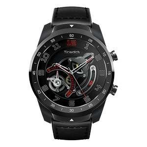 Montre connectée GPS Ticwatch Pro 3 - Noir
