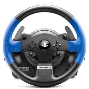 Volant Thrustmaster T150RS Pro pour PS3, PS4 & PC (pédalier 3 pédales)