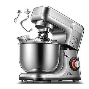 Robot Pâtissier Kealive - 5,5L, 1200W (Vendeur tiers)