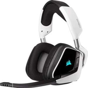Micro-casque sans fil Corsair Void Elite RGB Wireless - Blanc