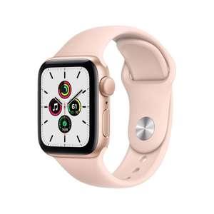 Montre connectée Apple Watch SE - GPS, 40 mm, Rose (Frontaliers Suisse)