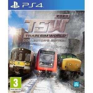Jeu Train Sim World 2020 Collector's Edition sur PS4