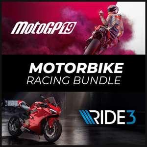 Motorbike Racing Bundle ( MotoGP19 + Ride 3) sur Xbox One, Series (Dématérialisé)