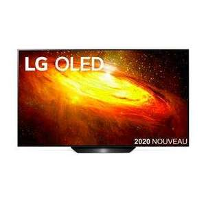 "TV OLED 55"" LG OLED55BX - 4K UHD, 100 Hz, HDR 10 Pro, Dolby Vision & Atmos, Smart TV"