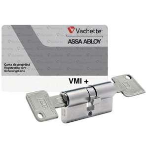 Barillet VMI+ Vachette Assa Abloy - 30 x 35 mm