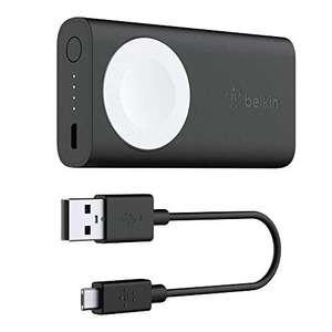 Batterie externe Belkin Boost Charge 2K pour Apple Watch