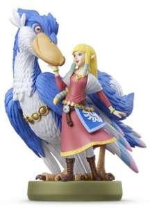 Figurine Amiibo Zelda et son Célestrier