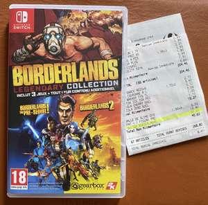 Borderlands Legendary Collection sur Nintendo Switch - Villabé (91)