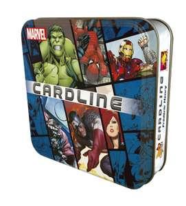 Jeu de société Cardline Marvel - King Jouet de Villefranche sur Saône (69)