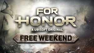 Jeu For Honor jouable gratuitement sur PS4, PS5, Xbox One, Xbox Series X|S et PC
