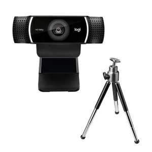 Webcam Logitech c922 pro (vendeur tiers)