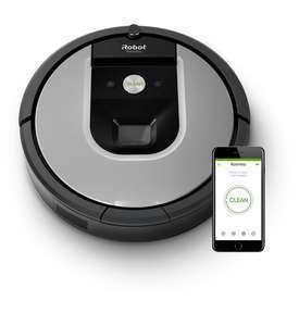 Aspirateur robot connecté iRobot Roomba 975