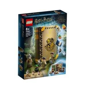 Jeu de construction Lego Harry Potter (76384) - Le cours de botanique