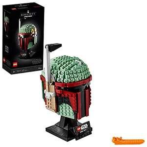 Jeu de construction Lego Star Wars (75277) - Le Casque de Boba Fett (Via coupon)