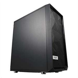 Boîtier PC Fractal Design Meshify C - Noir, ATX