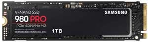 SSD interne NVMe M.2 PCIe 4.0 Samsung 980 Pro - 1 To (2280)