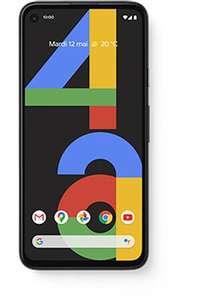 """Smartphone 5.81"""" Google Pixel 4a - full HD+, SnapDragon 730G, 6 Go de RAM, 128 Go (+ 32.90€ sur le compte fidélité pour les adhérents)"""