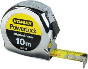 Mètre ruban Stanley Powerlock 0-33-532 (10 m x 32 mm)