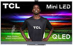 "TV 65"" TCL 65C822 - 4K UHD, MiniLED, QLED, 100 Hz, HDMI 2.1, Dolby Vision IQ, Dolby Atmos, Smart TV (Via ODR de 150€)"
