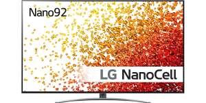 "TV 55"" LG Nanocell 926 - 4K, HDR10, 120Hz, HDR HLG, Dolby Vision IQ, Smart TV"