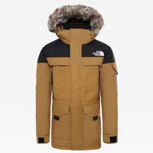 Parka The North Face McMurdo 2 - Tailles au choix, divers coloris