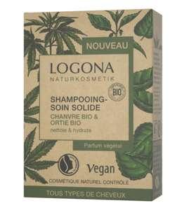 Shampooing solide Logona (60g) - Savigny le Temple (77)