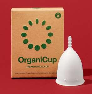 1 Coupe menstruelle OrganiCup achetée = 1 Supplémentaire offerte (OrganiCup.com)