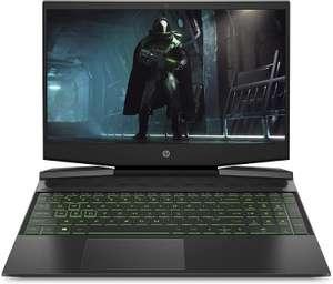 "PC Portable 15.6"" HP Pavilion Gaming 15-dk1003sf - i5-10300H, 16 Go RAM, 512 Go SSD, GTX 1650 Ti, Windows 10"