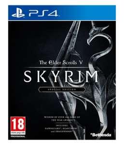 Skyrim Special Edition sur PS4 (Frontaliers Belgique)