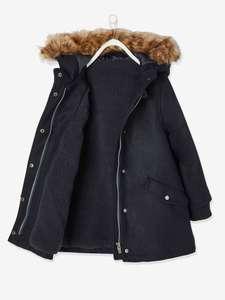 Duffle-coat fille - 2/3 ans