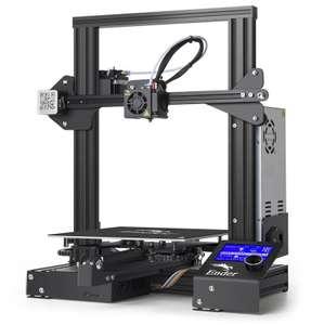 Imprimante 3D Creality Ender-3 - 220 x 220 x 250 mm (Entrepôt EU) - TVA incluse