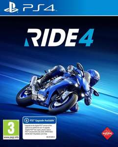 Jeu RIDE 4 sur PS4 (Via retrait magasin)
