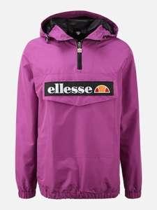 Sélection de Vestes et Sweatshirts pour Homme en promotion - Ex : Veste de mi-saison Ellesse Mont 2 OH (Tailles du S au L)